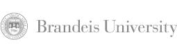 Brandeis University BW